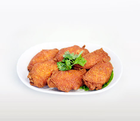Prawn Paste Chicken Wing